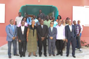 Group photo with staff participants and invited guests-17Feb2016