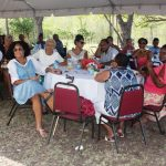 Patrons at the 2nd Farm-to-Table luncheon 16 April 2016